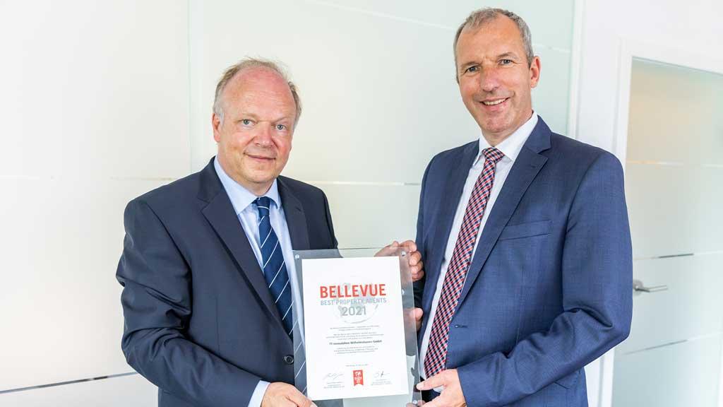 TT Immobilien Unternehmen Auszeichnung