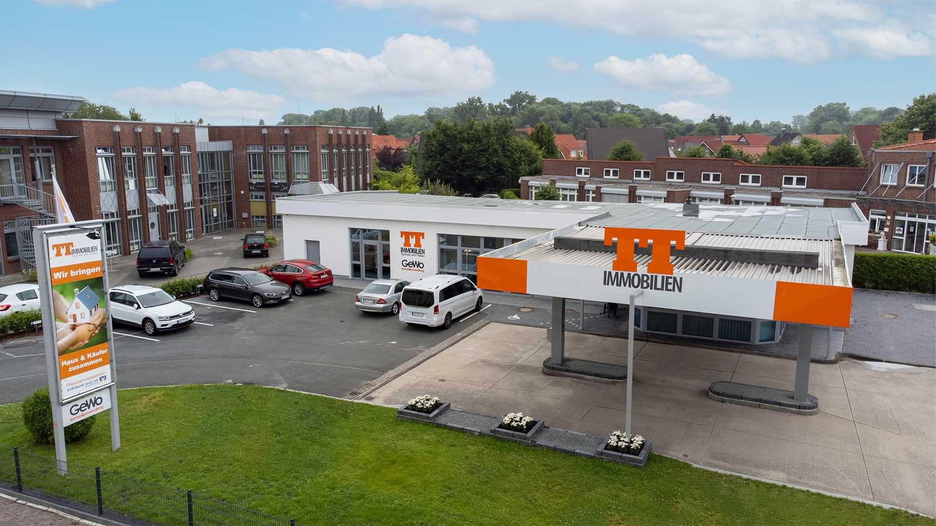 TT Immobilien Unternehmen Standort
